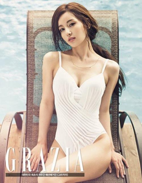 10 mỹ nữ mặc áo tắm gợi cảm nhất Hàn Quốc - 7