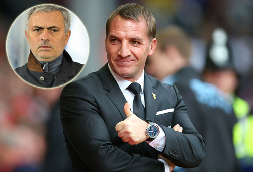 HLV Rodgers tự ứng cử thay Mourinho ở Chelsea - 1