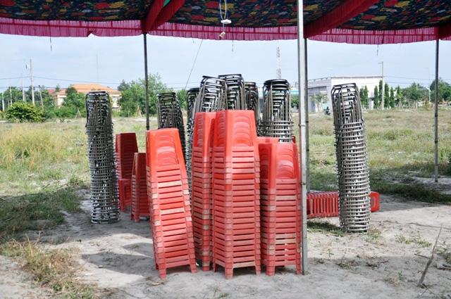 Rà bom, mìn khu vực xét xử vụ thảm án ở Bình Phước - 6