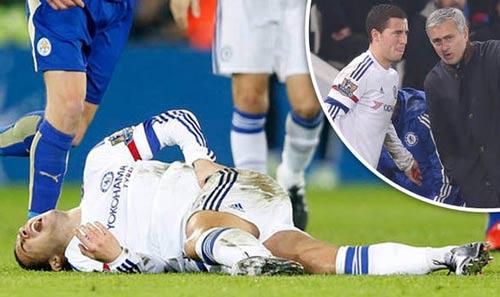 Cầu thủ phản bội Mourinho: Hazard dính nghi án - 1