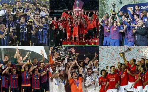 Vận đen Club World Cup với các đội vô địch - 1