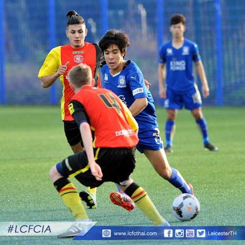 Chuyện về 30 cầu thủ Thái Lan ăn tập tại Leicester City - 2