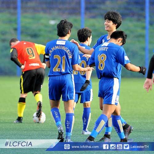 Chuyện về 30 cầu thủ Thái Lan ăn tập tại Leicester City - 3