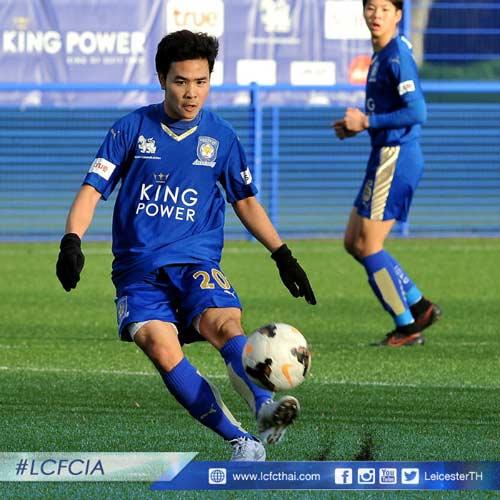 Chuyện về 30 cầu thủ Thái Lan ăn tập tại Leicester City - 5