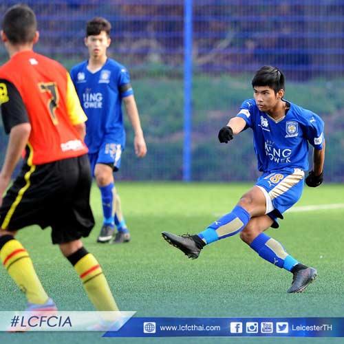 Chuyện về 30 cầu thủ Thái Lan ăn tập tại Leicester City - 6