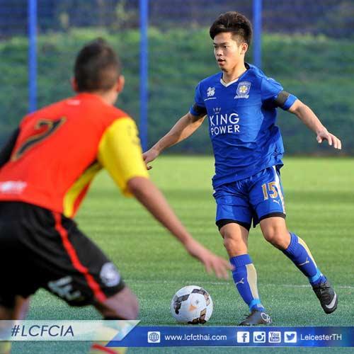 Chuyện về 30 cầu thủ Thái Lan ăn tập tại Leicester City - 7