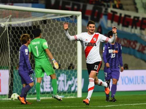 Hiroshima - River Plate: Một sai lầm, hỏng cả trận đấu - 1