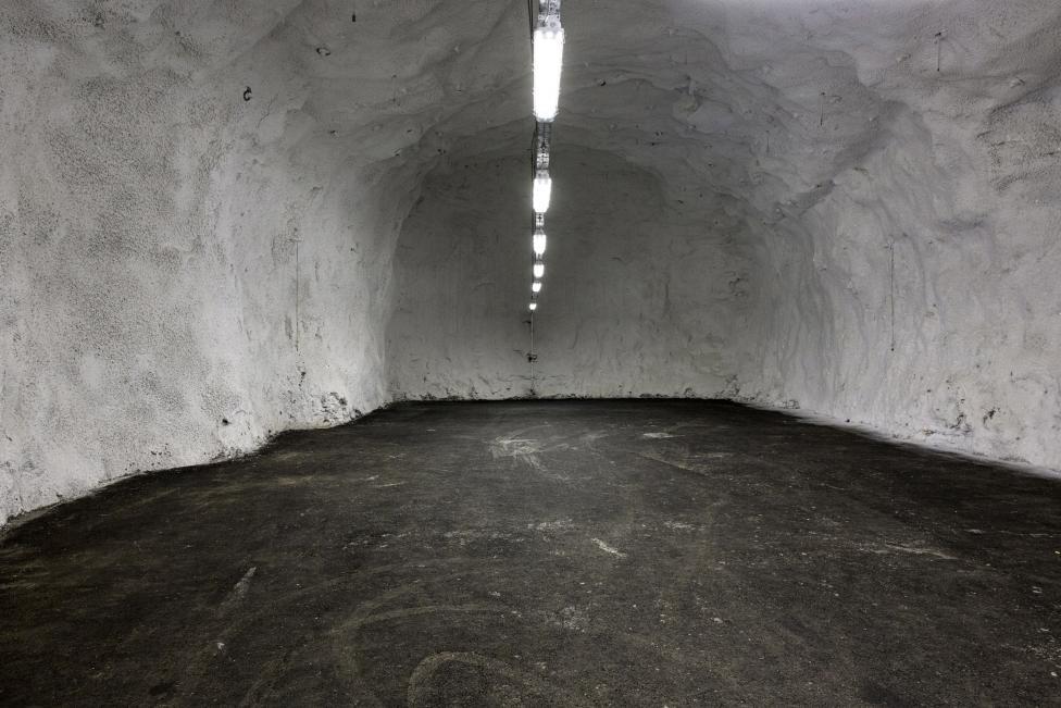 """Bên trong hầm chứa hạt giống chống """"tận thế"""" - 10"""