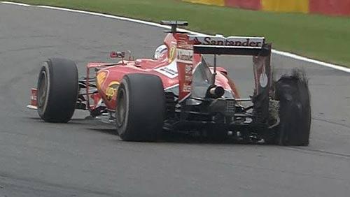 Nhìn lại F1 2015: Phong độ thất thường của Ferrari (P8) - 2