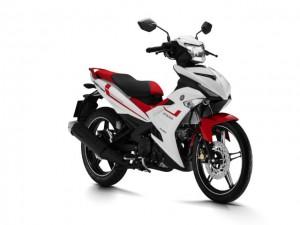 Ô tô - Xe máy - Yamaha ra mắt loạt xe số có màu mới