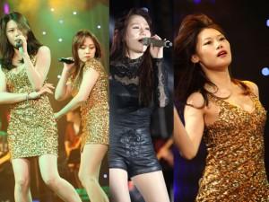 8X + 9X - Nữ sinh nghệ thuật hàng đầu Hàn Quốc biểu diễn tại HN