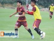 Bóng đá - Đấu CLB Nhật, Miura đau đầu vì U23 VN sút phạt kém