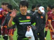Bóng đá - Phóng viên Nhật làm sôi động sân tập U23 Việt Nam