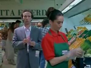 Clip: Thánh trộm đồ trong siêu thị