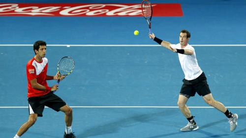Tennis Ngoại hạng: Đội Murray tiếp tục thăng hoa - 1