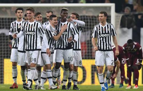 Juventus - Torino: Derby siêu chênh lệch - 1