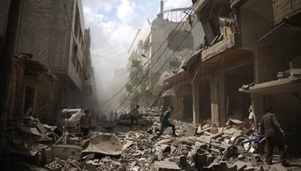 Công ty Nga tổ chức tour du lịch mạo hiểm tại Syria - 1