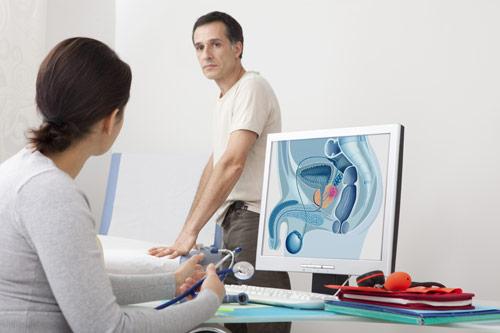 Ung thư tuyến tiền liệt - nỗi lo cho nam giới - 1
