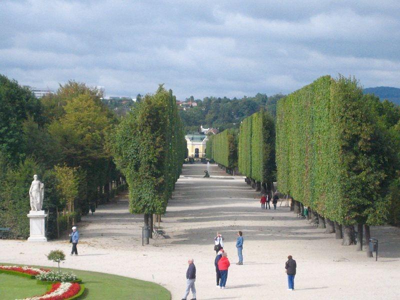 """""""Khu vườn quyền lực"""" ở di sản văn hóa Schönbrunn - 4"""