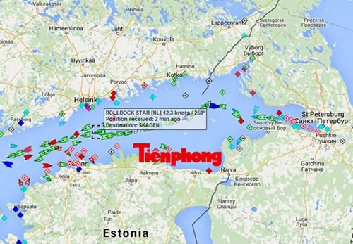 Tàu ngầm 186-Đà Nẵng bắt đầu hành trình về Việt Nam - 3