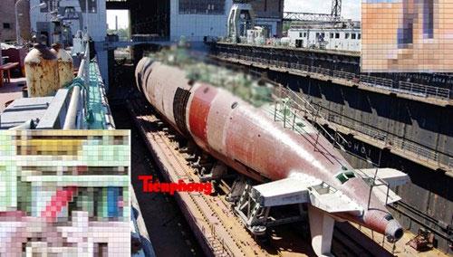 Tàu ngầm 186-Đà Nẵng bắt đầu hành trình về Việt Nam - 2