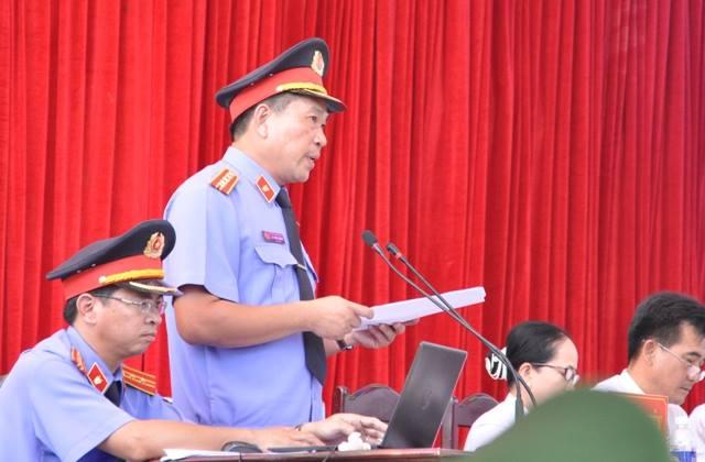Tuyên án tử hình 2 bị cáo gây thảm án ở Bình Phước - 12