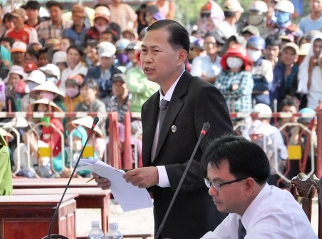 Tuyên án tử hình 2 bị cáo gây thảm án ở Bình Phước - 11