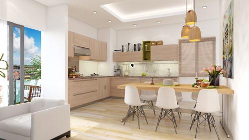 Chiêm ngưỡng nội thất căn hộ Sunny Apartment - 2