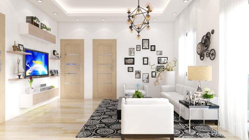 Chiêm ngưỡng nội thất căn hộ Sunny Apartment - 1