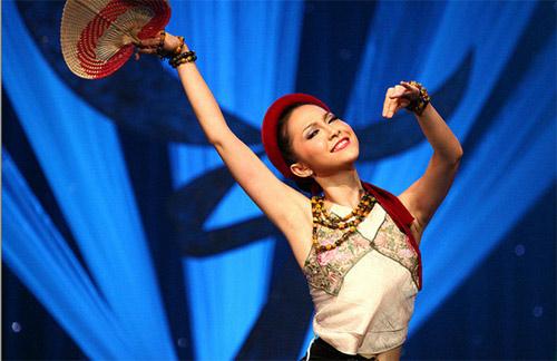 Những shot hình ma mị của diễn viên múa Linh Nga - 2