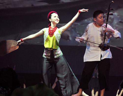Những shot hình ma mị của diễn viên múa Linh Nga - 3