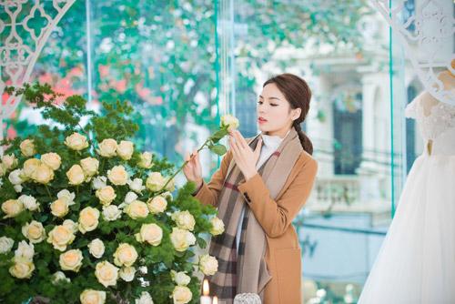 """Kỳ Duyên chọn 1000 bông hoa hồng cho """"For Elise"""" - 3"""