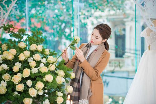 """Kỳ Duyên chọn 1000 bông hoa hồng cho """"For Elise"""" - 4"""