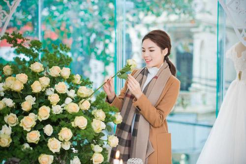 """Kỳ Duyên chọn 1000 bông hoa hồng cho """"For Elise"""" - 5"""