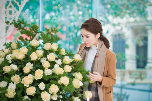 """Kỳ Duyên chọn 1000 bông hoa hồng cho """"For Elise"""" - 6"""