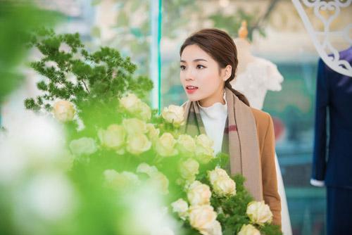 """Kỳ Duyên chọn 1000 bông hoa hồng cho """"For Elise"""" - 7"""