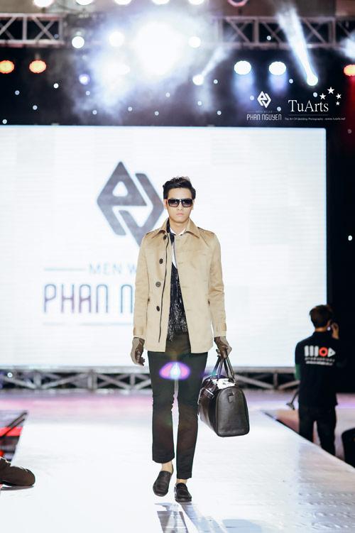 Thời trang Phan Nguyễn khác biệt tại Hanoi Fashion Week - 11