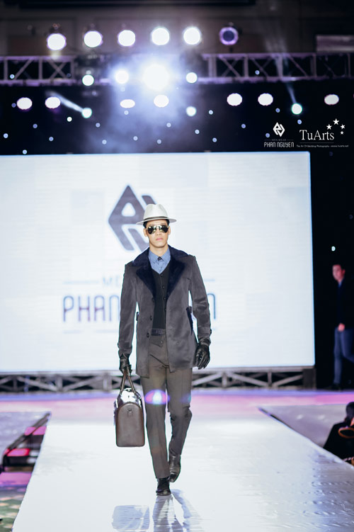 Thời trang Phan Nguyễn khác biệt tại Hanoi Fashion Week - 2