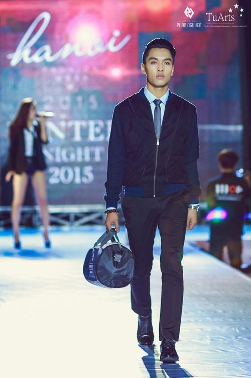 Thời trang Phan Nguyễn khác biệt tại Hanoi Fashion Week - 4