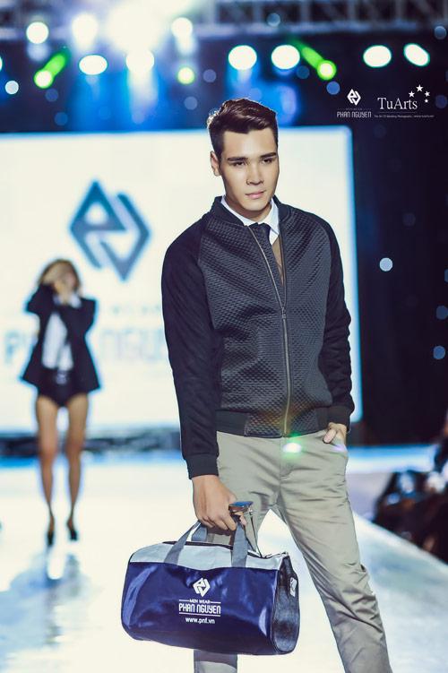Thời trang Phan Nguyễn khác biệt tại Hanoi Fashion Week - 1