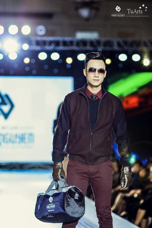 Thời trang Phan Nguyễn khác biệt tại Hanoi Fashion Week - 5