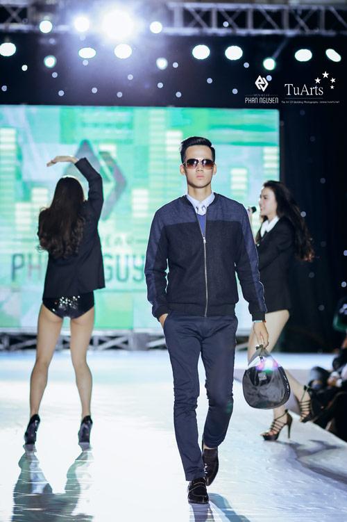 Thời trang Phan Nguyễn khác biệt tại Hanoi Fashion Week - 6