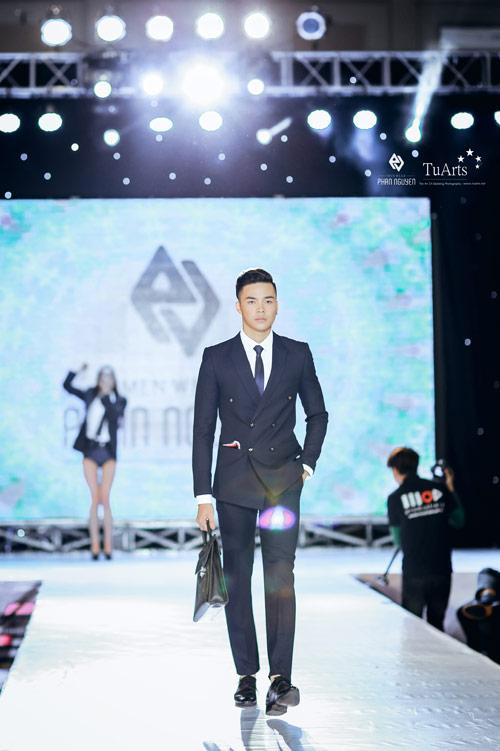 Thời trang Phan Nguyễn khác biệt tại Hanoi Fashion Week - 7