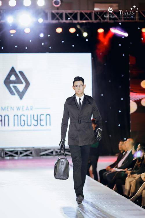 Thời trang Phan Nguyễn khác biệt tại Hanoi Fashion Week - 9