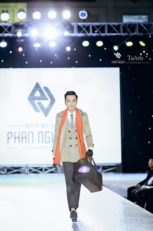 Thời trang Phan Nguyễn khác biệt tại Hanoi Fashion Week - 10