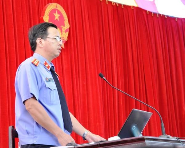 Tuyên án tử hình 2 bị cáo gây thảm án ở Bình Phước - 8