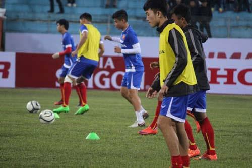 Chi tiết U23 Việt Nam - Cerezo Osaka: Kết quả xứng đáng (KT) - 9