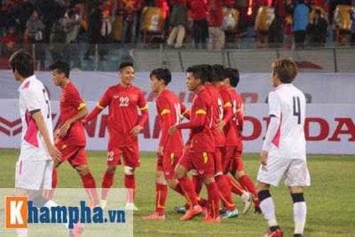 U23 Việt Nam - Cerezo Osaka: Rượt đuổi kịch tính - 1