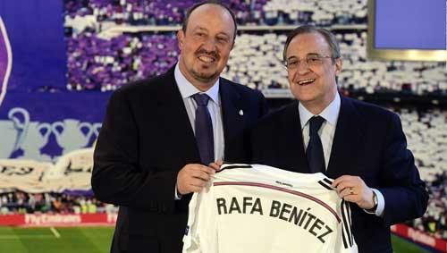 Real Madrid: Khi Benitez thay đội hình như thay áo - 2