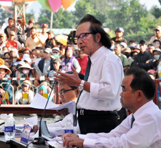 Thảm án ở Bình Phước: Sát thủ đứng không vững khi nhận án tử - 15